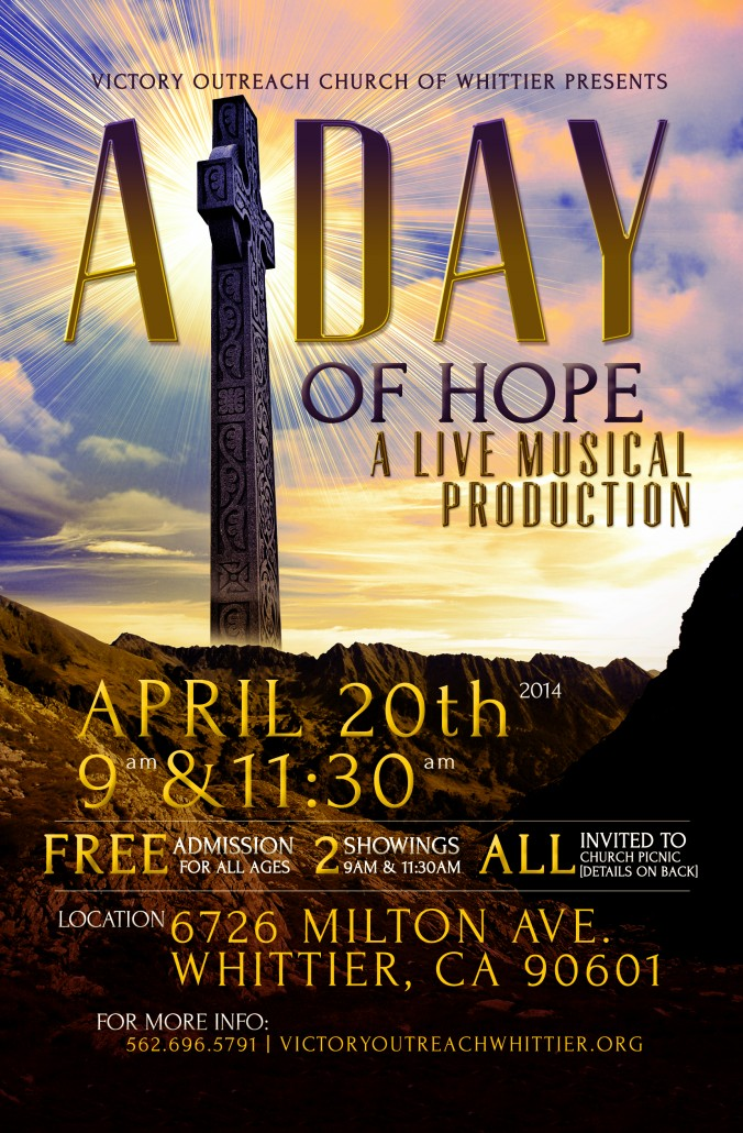 A Day of Hope (Easter)