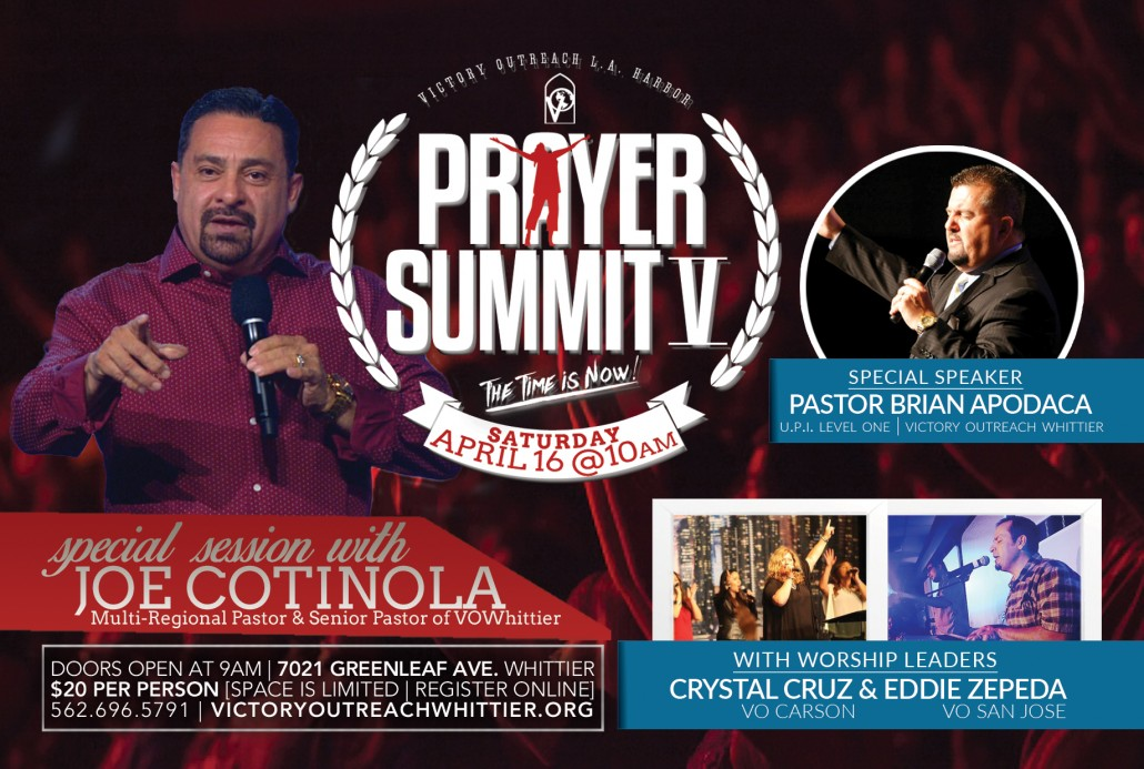 Prayer Summit 2016 (Final)